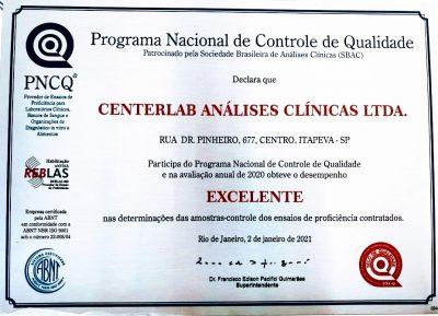 Programa Nacional de Controle de Qualidade